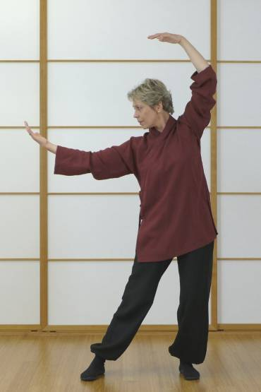 Die 18 Formen der Harmonie Taiji QiGong