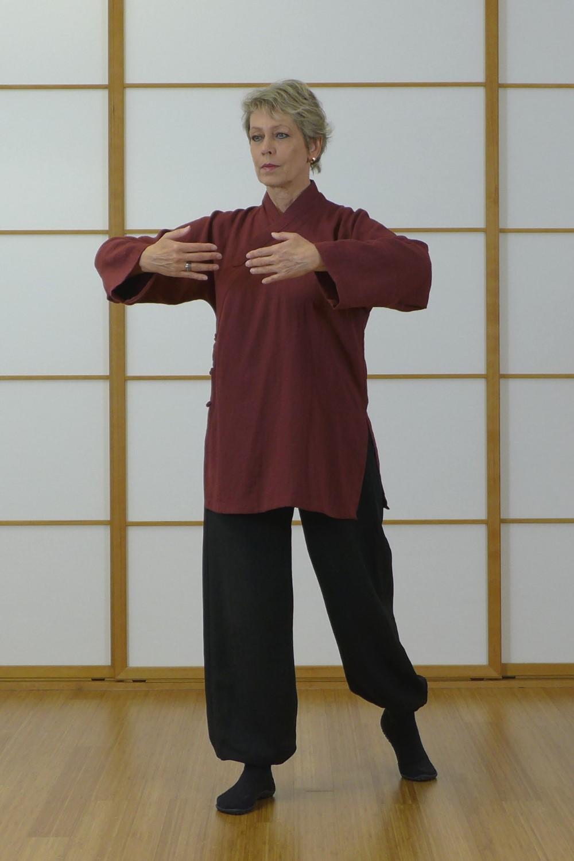 18 FormenTaiji QiGong Live Streaming Kurs mit Myochu