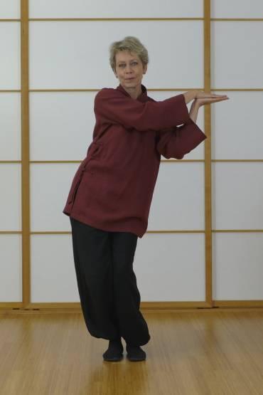 Shaolin QiGong Tiger & Kleiner Drache