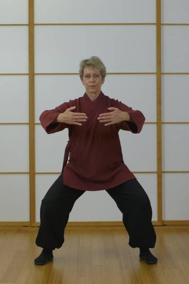 Shaolin Knochenmark QiGong | Abendkurs