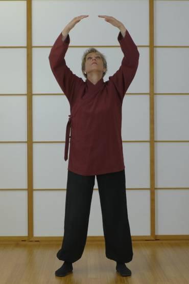 Qigong für Anfänger in Praxis und Theorie