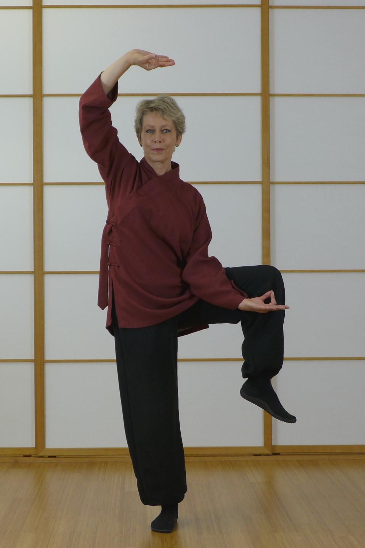 Shaolin Knochenmark QiGong mit Myochu