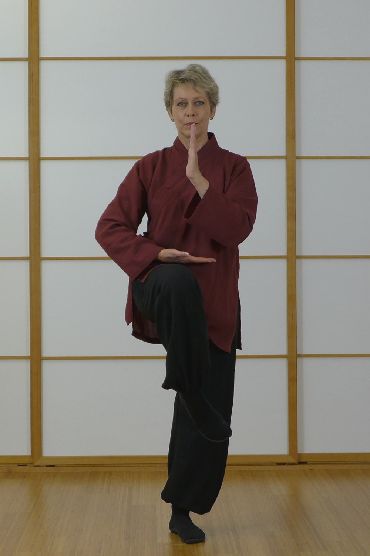 Shaolin Herbst QiGong Kurs bei Myochu