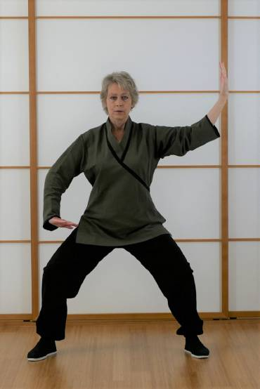 Die 15 Formen Taiji QiGong