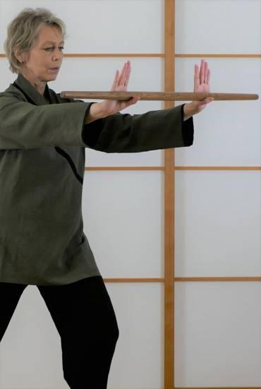 Wochenendkurs Taiji Fitnessstab
