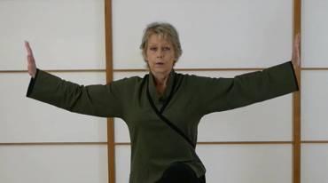 Shaolin Bewegungsübung – Die Energie balancieren